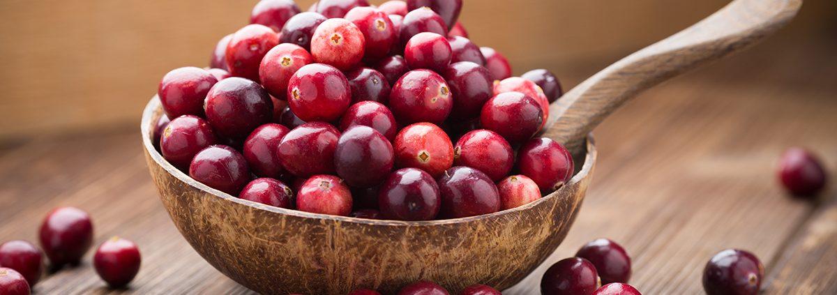 uti cranberries home remedy